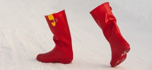 My boots are made for….