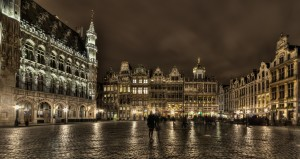 Knut Fonn -Grand Place square 2-